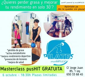 Hiit hit pilates runners