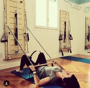 Pilates en madrid barrio salamanca